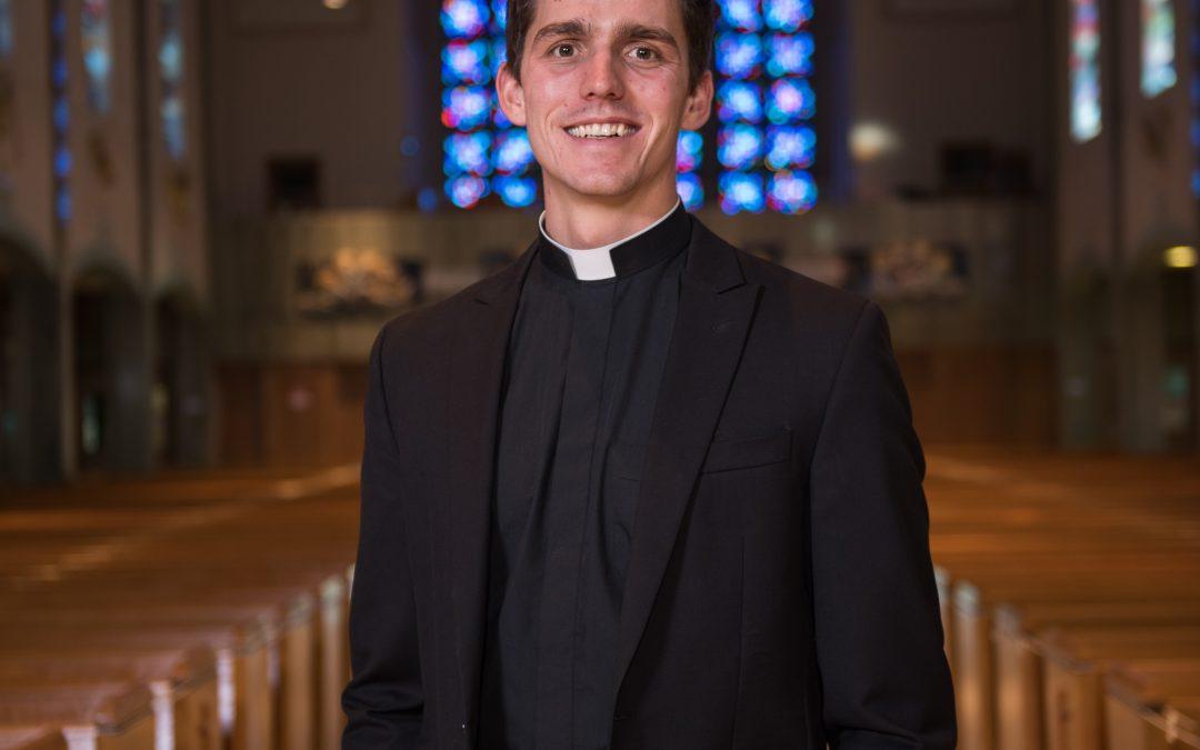 Pray For Our Seminarian: Robert Kinyon